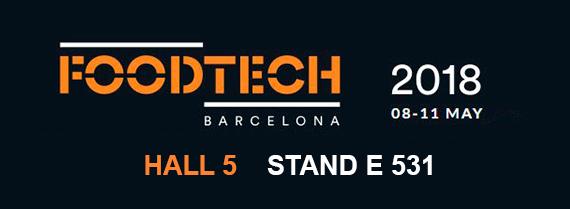 Food Tech Fair Barcelona 2018