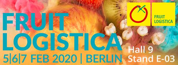Feria Fruit Logistica Berlín 2020